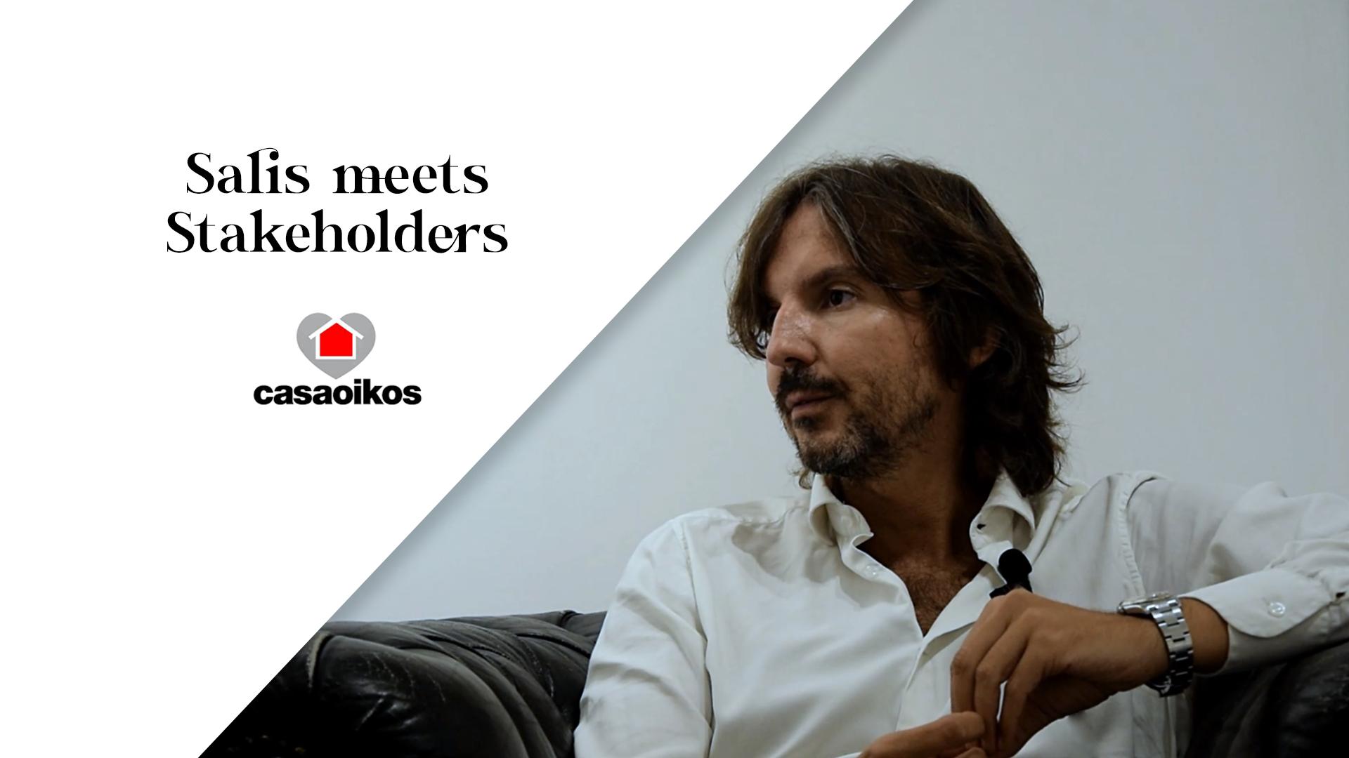 Salis meets Stakeholders: Luca Berardo