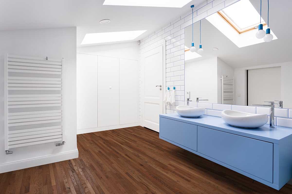parquet bagno cucina